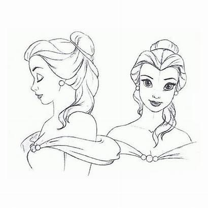 Disney Princess Polyvore Drawing Drawings