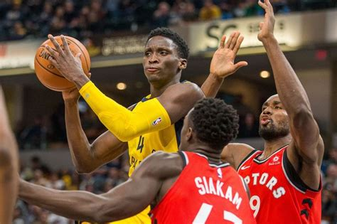 Raptors vs. Pacers: It's the Friday Night Basketball Party ...