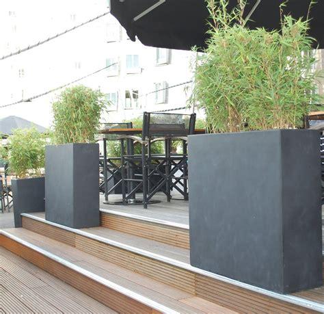 pflanzkübel fiberglas anthrazit raumteiler elemento bestseller shop f 252 r m 246 bel und