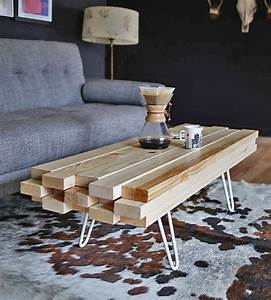 Do it yourself cool coffee tables o the budget decorator for Do it yourself coffee tables