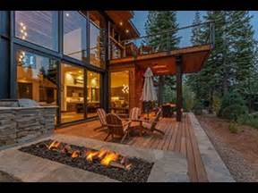mountain homes interiors mountain modern cabin by greenwood homes
