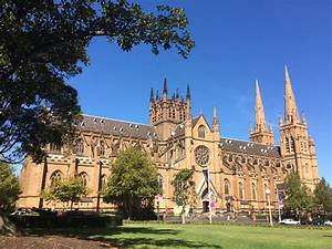 St Mary's Cathedral | Sydney Living Museums