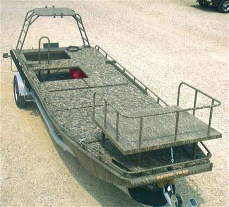 Gator Tail Boat Blind by Boat Blinds Waterfowl Boats Motors Boat Blinds