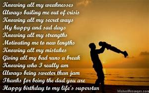 Birthday Poems for Dad – WishesMessages com
