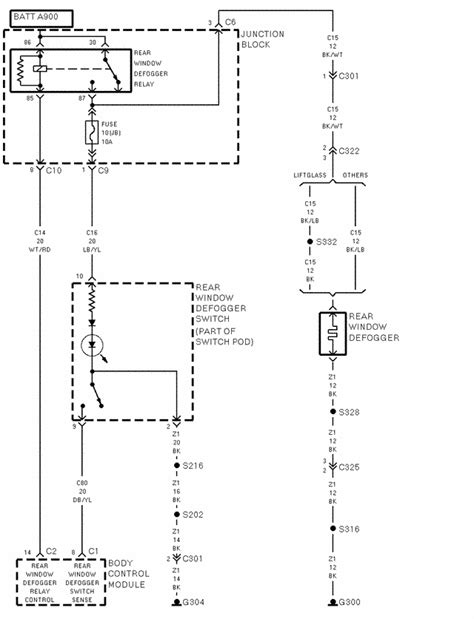 Need Wiring Diagram For Jeep Grand Cherokee