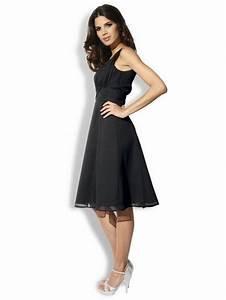 robe noir pour un mariage With robe habillée pour un mariage