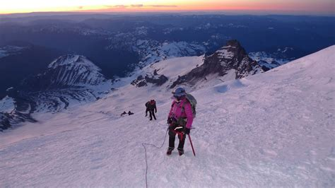 The standard form of the mount command is: Mount Rainier Summit via Emmons Glacier - YouTube