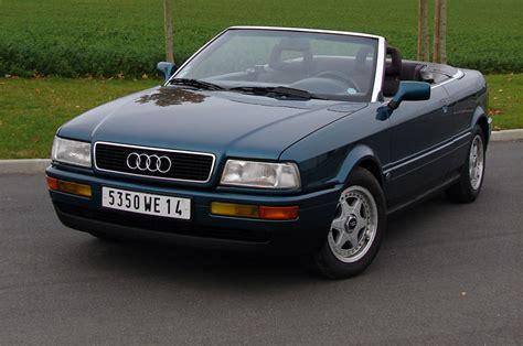 audi 80 cabriolet 1991 1994 guide occasion