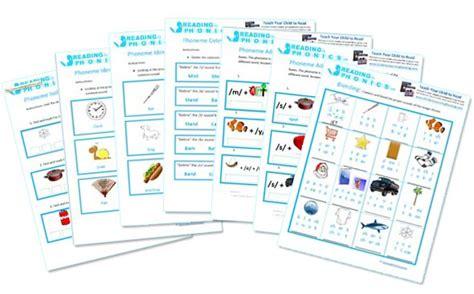 reading  phonics worksheets  kids printable