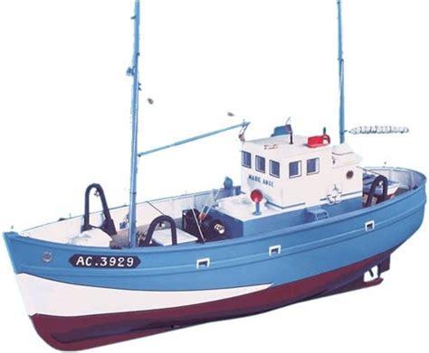 Rc Fishing Boat Uk by Detail Boat Plan Trawler Heri