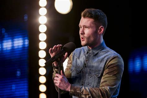 Calum Scott Becomes A Serious
