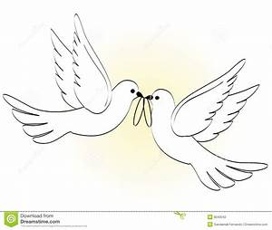 Wedding Doves Stock Photography - Image: 8043542