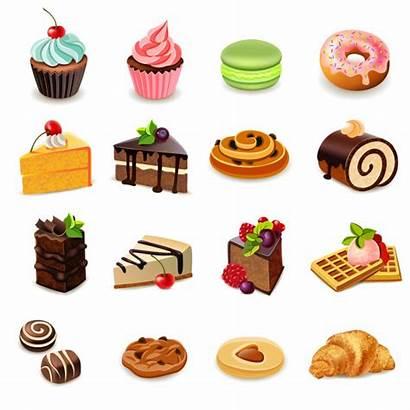 Cake Freepik Vectors Vector Cakes Icons Psd