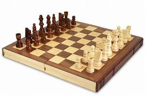 Jeu D échec Original : jeu d 39 checs en bois d 39 aulne et fermoir magnetique ~ Melissatoandfro.com Idées de Décoration