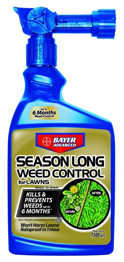 bioadvanced   ounce season long weed control