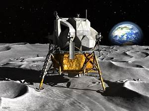 NASA Apollo Lunar Landing Module 3d model - CGStudio