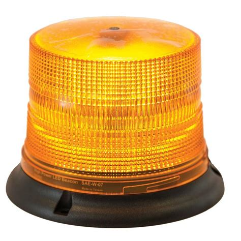Buyers Products Company Amber Led Magnetic Mount Strobe