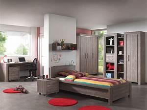 Chambre Fille Ado : chambres et lits pour jeunes adolescents ~ Teatrodelosmanantiales.com Idées de Décoration