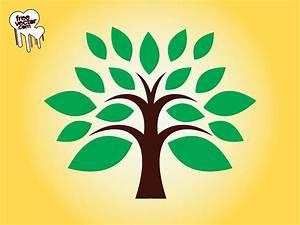 Tree Logo Design Vector Art & Graphics | freevector.com