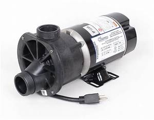 Bath Pump Replacement  Waterway Pump For Tubs Puwbscas1098