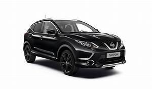 Nissan Qashqai Noir : nissan lance la s rie qashqai black edition ~ Medecine-chirurgie-esthetiques.com Avis de Voitures