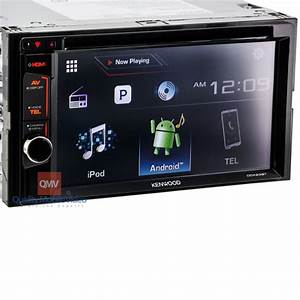 Kenwood Ddx23bt Double Din 6 2 U0026quot  In Cd  Am  Fm Receiver With Bluetooth