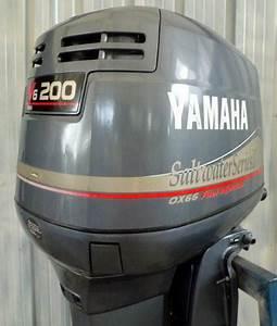 Yamaha Outboard Engine 200 Hp 2 Stroke