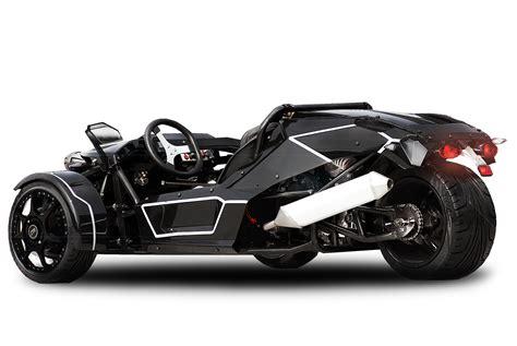 Ztr Roadster Trike 250 Cm³, 24ps