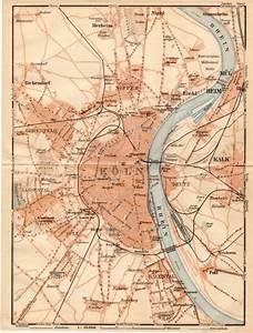 1909 Cologne  Germany  K U00f6ln  Deutschland  Nippes  Kalk  M U00fclheim  Lindental  Ehrenfeld  North