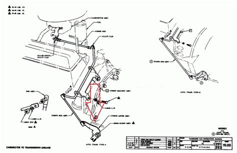 Powerglide Transmission Diagram by 1957 Chevy Used Powerglide Transmission Kickdown Linkage