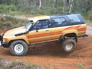 Toyota Hi Lux 4runner 4wd Diesel 1979 1997 Gregorys