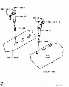 Spark Plug Cable  U0026 Coil For 2007