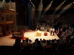 Alley Theatre stages campaign for major renovation