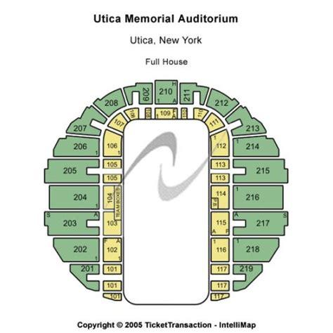 utica memorial auditorium utica