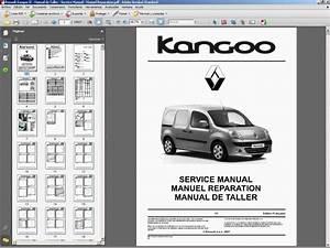 Renault Kangoo Ii - Manual De Taller