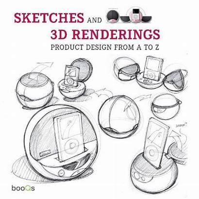 Sketch Sketches Speakers Speaker Industrial Drawing Sketching