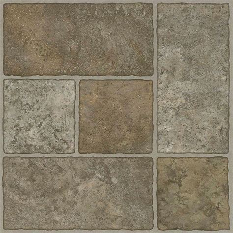 Home Depot Floor Tile Peel And Stick by Armstrong 12 In X 12 In Peel And Stick Bodden Bay Meadow