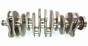 Engine Crank Shaft 04-07 Vw Touareg 3 2 3 2l V6 Vr6