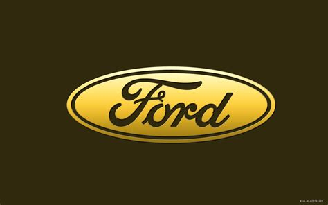 Ford Logo by Ford Logo Wallpapers Wallpaper Cave