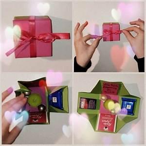 Geschenkideen Zum Selber Basteln Zum Geburtstag : wohlf hlbox geschenkidee zum selber basteln geschenkideen pinterest basteln und uhren ~ Markanthonyermac.com Haus und Dekorationen