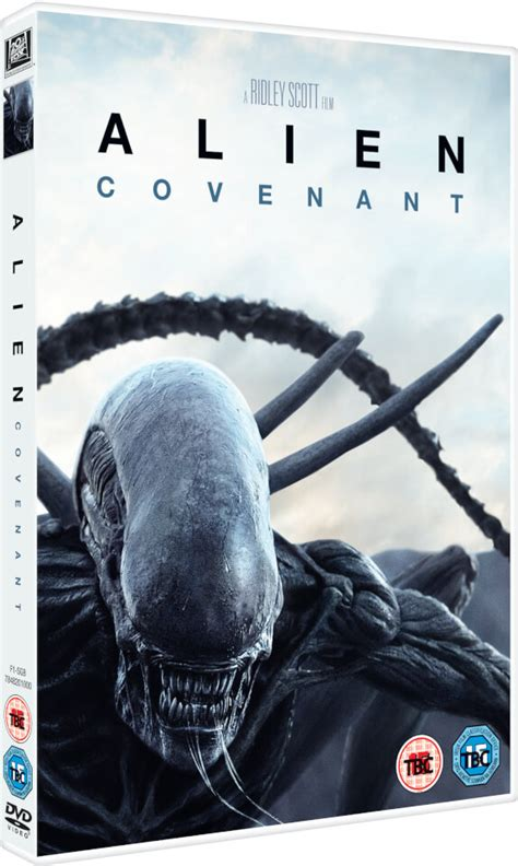 alien covenant dvd zavvi