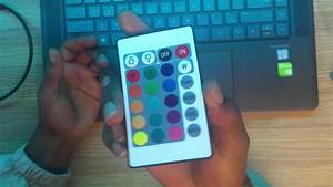 Led Light Remote Not Working How To Fix Led Light Remote Very Simple Youtube