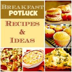 Breakfast Potluck Recipes