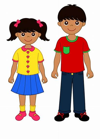 Brother Sister Clipart Older Child Clip Cartoon