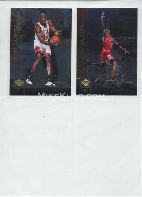 deck michael mike s collection site basketball cards 2000