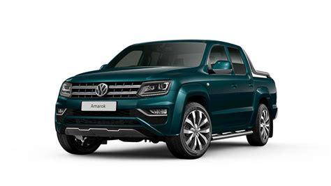 volkswagen amarok   range  expand car news