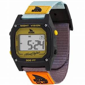 Freestyle Watches Shark Classic Clip Turq  Blk  Mustard