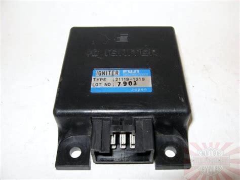 Kawasaki Cdi Ignitor Ignition Control Black Box En450