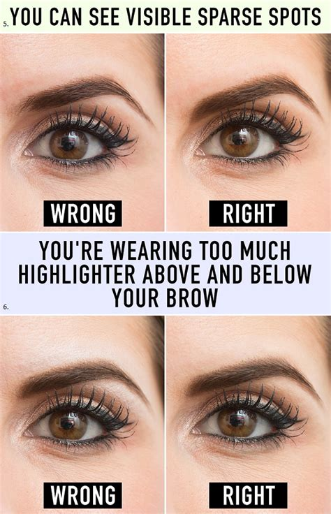 dont   eyebrows  awful alldaychic
