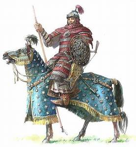 Mongol extra heavy lancer, 13th cent. | Mongol | Pinterest ...